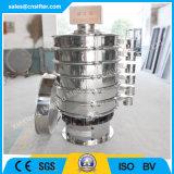 Polvo redonda XZS-1000-3pantalla de vibración de la máquina (S)