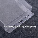 Hochwertige Weich-Zeile Technologie, die Plastikfreier raum Belüftung-Kasten für Geschenk-Paket (Belüftung-, faltet Kasten)