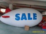 6m Publicidad inflable del helio Dirigible