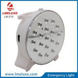 Eingebaute nachladbare Notleuchte der Batterie-19 LED