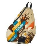 Kundenspezifische Lebensmittelgeschäft-Beutel-stilvolle Schulter-Rucksack-Riemen-Beutel