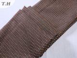 Polyester-Möbel-Polsterung-Leinengewebe-Typen 100%
