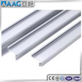Aluminio que desliza el sitio de ducha