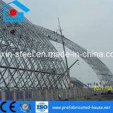 발전소 금속 프레임 프로젝트 강철 공간 Truss 지붕 시스템