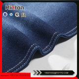 tela de confeção de malhas da sarja de Nimes do Twill 65%Cotton30%Polyester5%Spandex na venda
