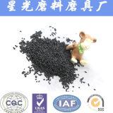 廃水処置のための突き出された餌石炭によって作動するカーボン