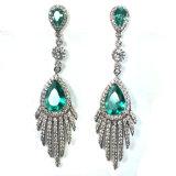 2017 Hot Sale Women Fashion Jewelry Tassel Drop Earring with Hook (E6869)