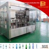 3 em 1 máquina de engarrafamento plástica da água mineral do frasco