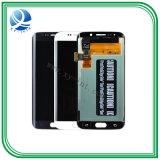 Samsung S6 가장자리 접촉 스크린 부속품을%s 이동 전화 LCD