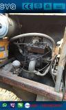 使用された車輪の掘削機日立Ex160wd、日本は車輪の掘削機を使用した