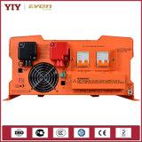 Inversor puro de baixa frequência quente da potência solar de onda de seno 1kw~12kw com o controlador solar da carga de MPPT