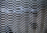 Maillot métallique expansé en aluminium étiré