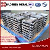 ステンレス鋼のシート・メタルの製造の金属の生産の機械装置部品は工場最もよい価格から指示する