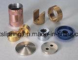 Pequeno feito à máquina/peças de Machining/CNC no alumínio, cobre, aço inoxidável prontamente