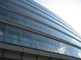 Parete divisoria di vetro laminato di Frameless per costruzione