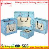 Sac en caoutchouc d'emballage en plastique / papier personnalisé / sac à main en papier design spécial