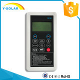 Remote-Control per il regolatore solare RC-01 di serie dell'elemento tracciante Epli/Ls/Epli