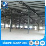 Estructura de acero de la luz de prefabricados diseñados previamente la estructura de edificios de acero