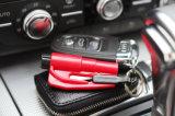 3 in 1 Emergency Minisicherheits-Hammer-Selbstauto-Fenster-Glas-Unterbrecher-Sicherheitsgurt-Scherblock-Rettungs-Hammer