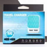 ヨーロッパ異なったカラーかアメリカのStandared旅行充電器