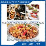 Alta qualità e contenitore ambientale di di alluminio per cottura