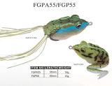 Grenouilles de pêche de matériel de pêche de palan de pêche