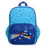 Sac de sac à dos scolaire promotionnel pour étudiants en polyester avec logo OEM