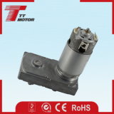 Motor de engranaje de CC de 12V para cortadoras de césped eléctricas