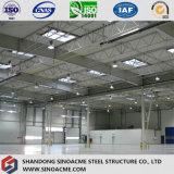 Atelier de bâti en acier/structure métallique avec la mezzanine