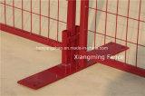 6X10FT poeder die de Zichtbare Tijdelijke Omheining van Canada voor Verkoop met een laag bedekken (xmm-CTP0)