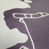 Customziedデザイン現代様式のフルカラーのビニールの壁の壁画の印刷