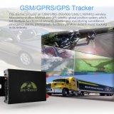 사진기와 RFID를 가진 추적자 Tk105b를 추적하는 Localizador GPS 차량
