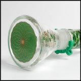 Hfy Congeláveis coil 7mm Copo de vidro Hookah Fumar Tubo de água