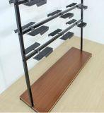 Rack de sapatos de aço de aço para metal para exibição (AL-0092)