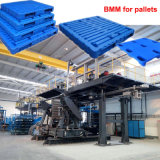 Palettes d'emballage produisant la machine