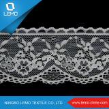 Merletto del tricot del cotone per il vestito da cerimonia nuziale