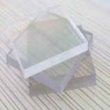 2mmの透過パソコンのポリカーボネート固体シートのスリップ防止椅子のマットの床のマット