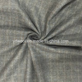 Одиночная ткань шерстей проверки стороны для костюма