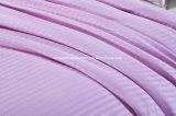 100% Mulberry Silk 100% Algodão Luxo Stripe Jacquard Seda Quilt