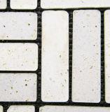 Tablier de bricolage de verrouillage de carreaux en pierre