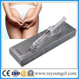 Haute qualité d'acide hyaluronique injectable par voie cutanée (de remplissage Derm Plus 10ml)
