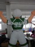 Aerostato gonfiabile del giocatore di football americano di vendita calda negli S.U.A.K2098
