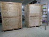 Singola saldatrice ad alta frequenza di spinta capa di lamiera per la fabbricazione del libro Cover/PVC, unità di elaborazione. Archivio di cuoio