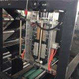 Bolso cercano de la cremallera del uno mismo que hace la bolsa de plástico de la máquina que hace la máquina