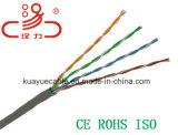 Cavi di categoria 5e/cavo aumentati dell'audio del connettore di cavo di comunicazione di cavo di dati cavo del calcolatore
