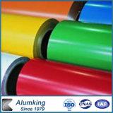 De kleur Met een laag bedekte Rol van het Aluminium van Dikke 0.2~0.3mm