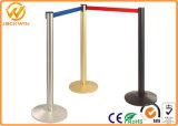 Poteau flexible en acier inoxydable Post