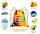 La mode personnalisé sac à dos Sacs de sport de plein air coulisse