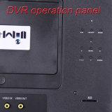 7'' на экране цифрового видеорегистратора подводной камеры на 360 градусов 7C