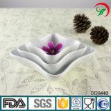 Piatto di ceramica della porcellana dell'articolo da cucina del piatto dell'hotel del padellame